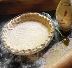 Pâte à tarte sans gluten  à l'huile