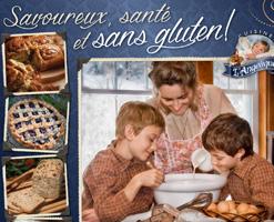Recettes sans gluten à l'érable dans le livre de recettes Savoureux, santé et sans gluten!