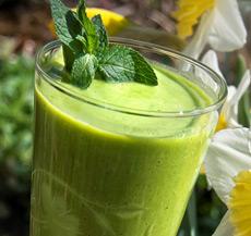 Le smoothie fraîcheur super vitaminé