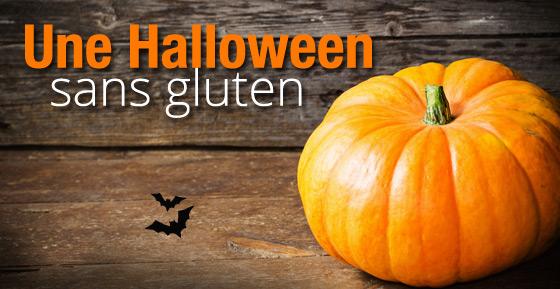 Un Halloween sans gluten