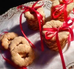 Biscuits au sucre d'érable sans gluten