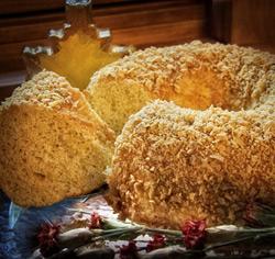 Gâteau à l'érable sans gluten