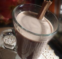 Recette sans gluten de chocolat chaud