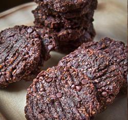 Délices santé chocolat et noix de coco