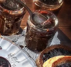 Tartinade  choco-amandes
