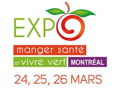 Expo manger et vivre vert