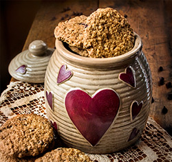 Biscuits aux pépites de chocolat sans gluten