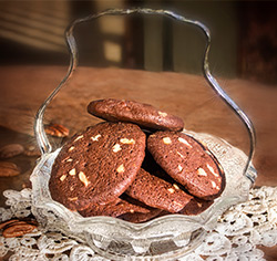 Biscuits frigidaire choco-pacanes sans gluten