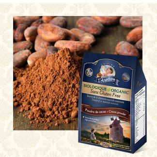 Cacao biologique