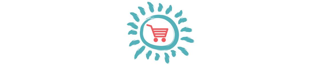 Vacances de la boutique en ligne.