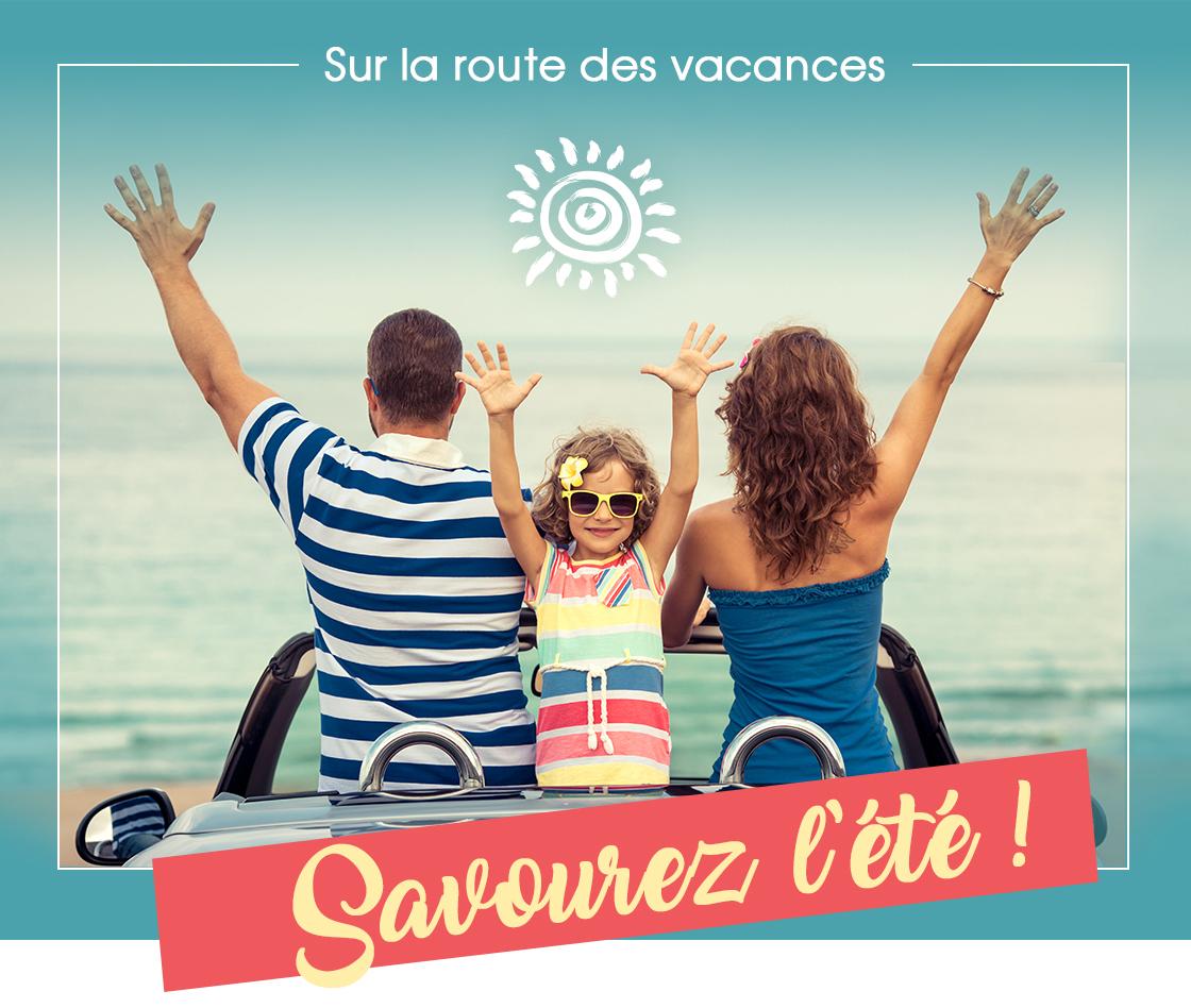 Savourez l'été sur la route des vacances! Recettes sans gluten pour vos escapades.