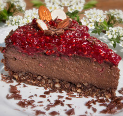 Gâteau style «fromage» chocolat