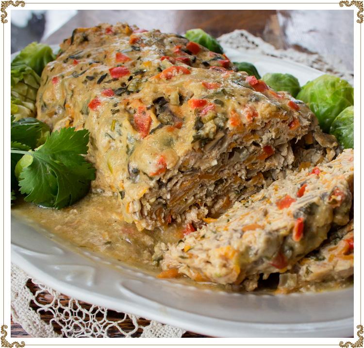 Pain de viande sans gluten la dinde parfum la - Recettes cuisine sans gluten ...