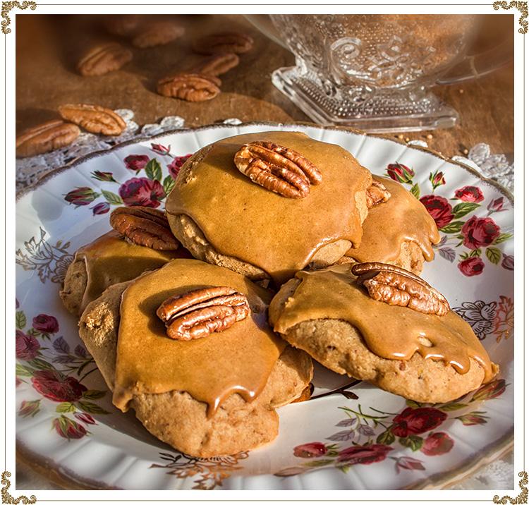 Biscuits aux noix de maman sans gluten sans cas ine et - Recettes cuisine sans gluten ...