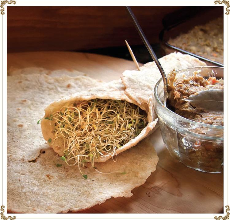 Tortillas sans gluten sans cas ine et bio pain - Recettes cuisine sans gluten ...
