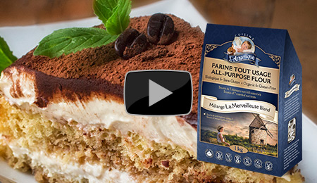 Video : All you need to know about La Merveilleuse Gluten-free All-Purpose Flour