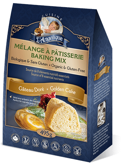 Gluten-free Golden Cake Mix